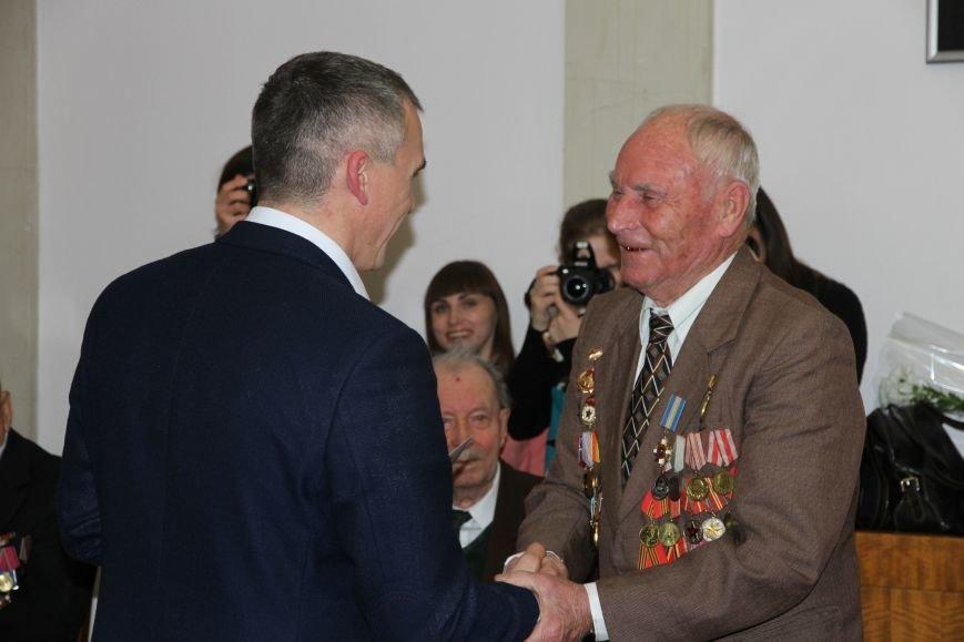 Николаевские афганцы получили награды (ФОТОРЕПОРТАЖ), фото-17