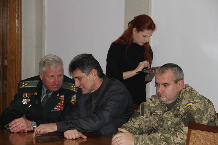 Николаевские афганцы получили награды (ФОТОРЕПОРТАЖ), фото-3