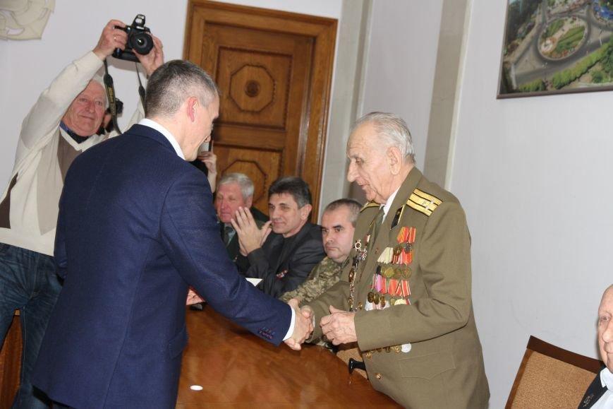 Николаевские афганцы получили награды (ФОТОРЕПОРТАЖ), фото-15