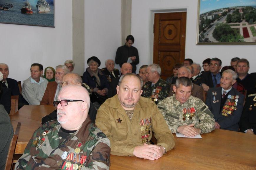Николаевские афганцы получили награды (ФОТОРЕПОРТАЖ), фото-2