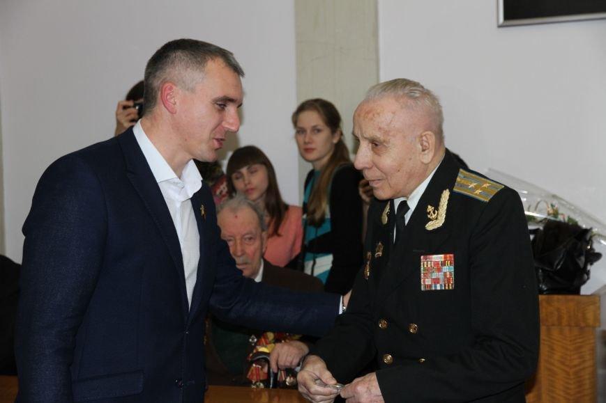 Николаевские афганцы получили награды (ФОТОРЕПОРТАЖ), фото-16