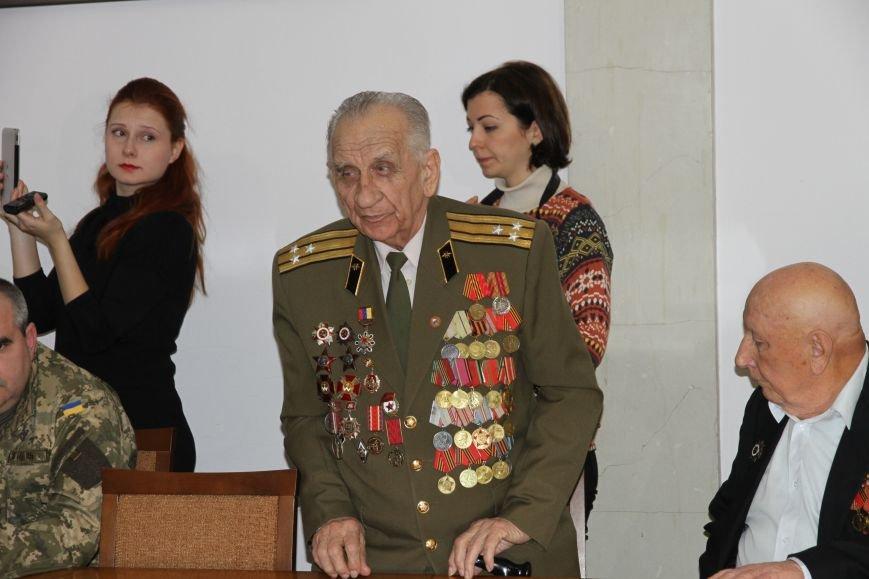 Николаевские афганцы получили награды (ФОТОРЕПОРТАЖ), фото-10