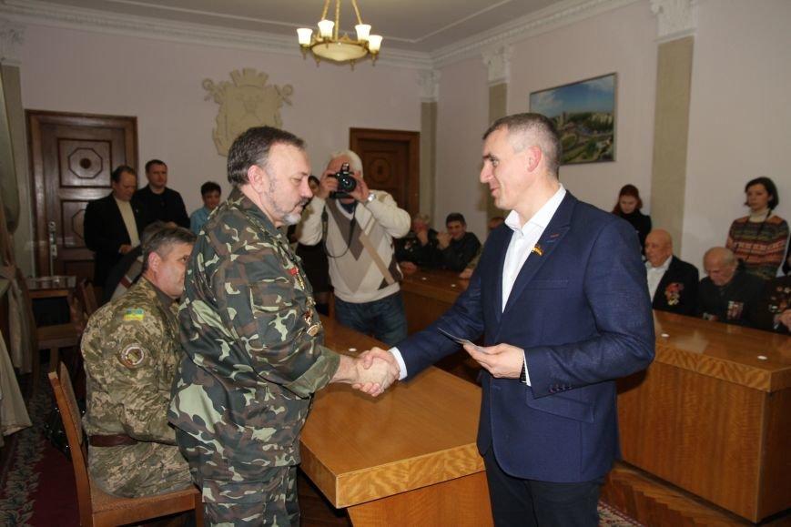 Николаевские афганцы получили награды (ФОТОРЕПОРТАЖ), фото-26
