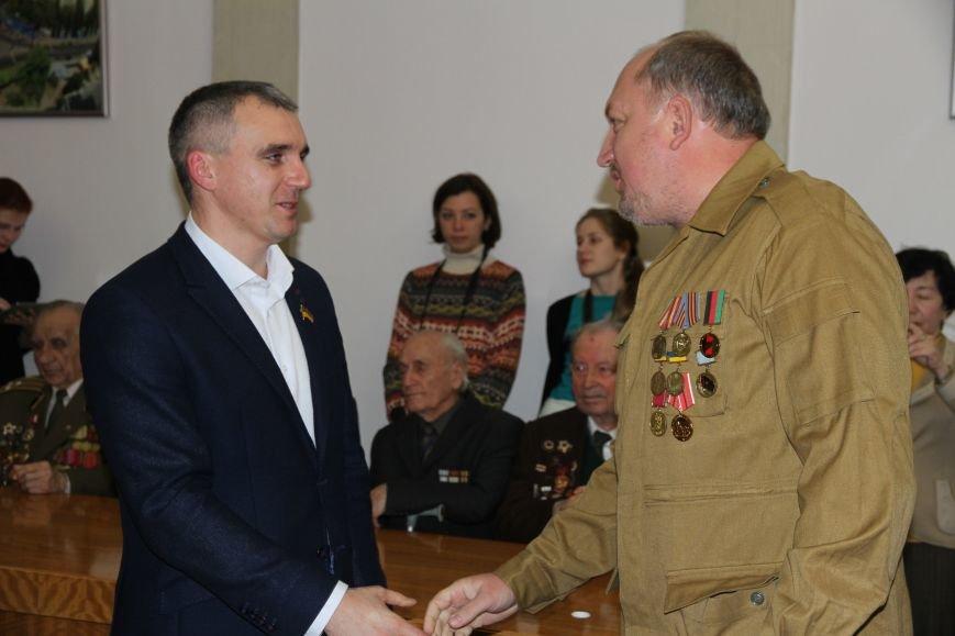 Николаевские афганцы получили награды (ФОТОРЕПОРТАЖ), фото-24