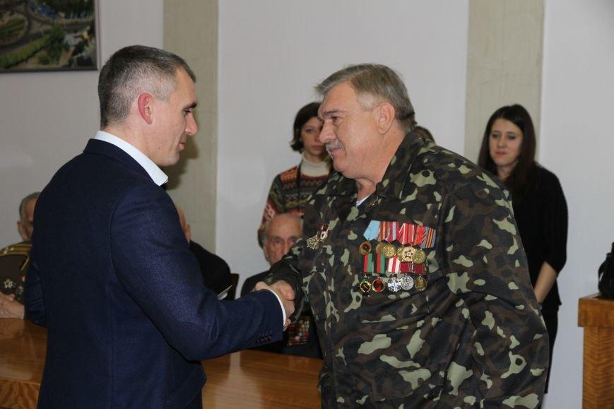 Николаевские афганцы получили награды (ФОТОРЕПОРТАЖ), фото-27