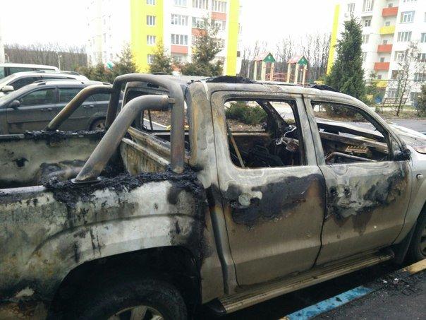 Ночью в Харькове взорвалась иномарка (ФОТО) (фото) - фото 2