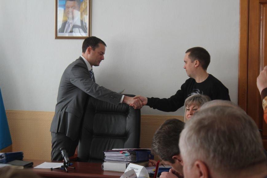 Днепродзержинский горисполком проводит свое заседание (Обновлено), фото-5