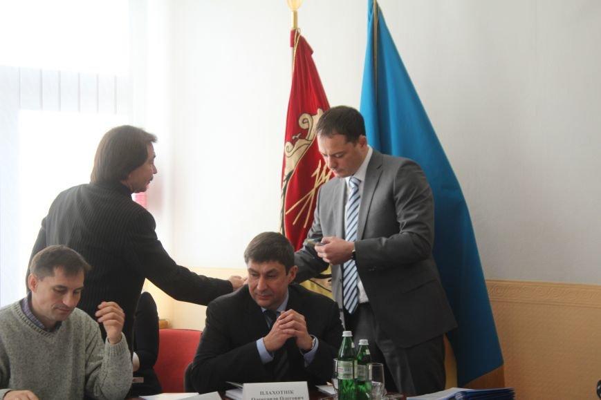 Днепродзержинский горисполком проводит свое заседание (Обновлено), фото-2