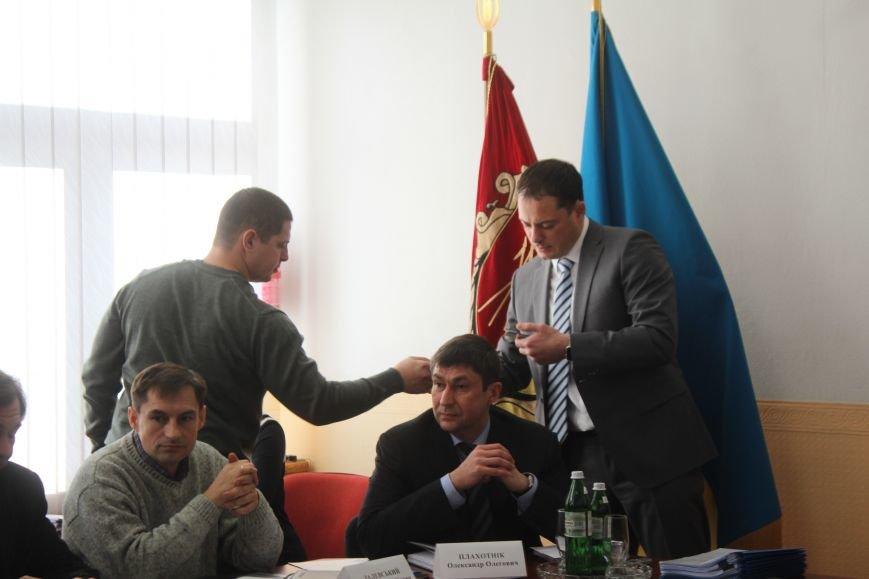 Днепродзержинский горисполком проводит свое заседание (Обновлено), фото-3