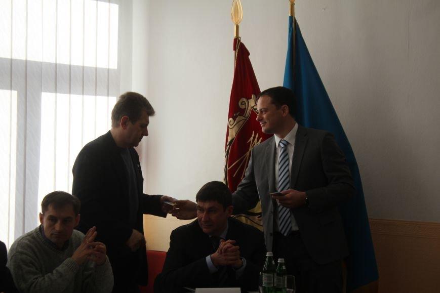 Днепродзержинский горисполком проводит свое заседание (Обновлено), фото-1