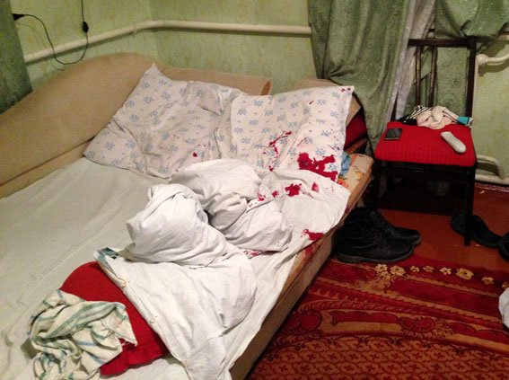 Чоловік отримав ножові поранення через жінку (фото) - фото 1
