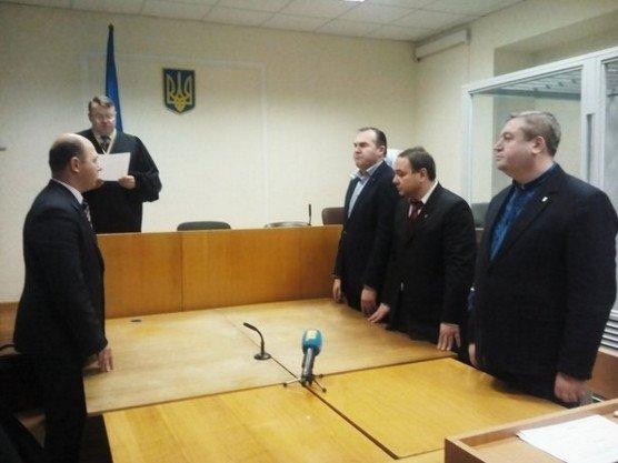 """Главу киевской """"Свободы"""" Сабия отпустили из-под домашнего ареста (ФОТО) (фото) - фото 1"""