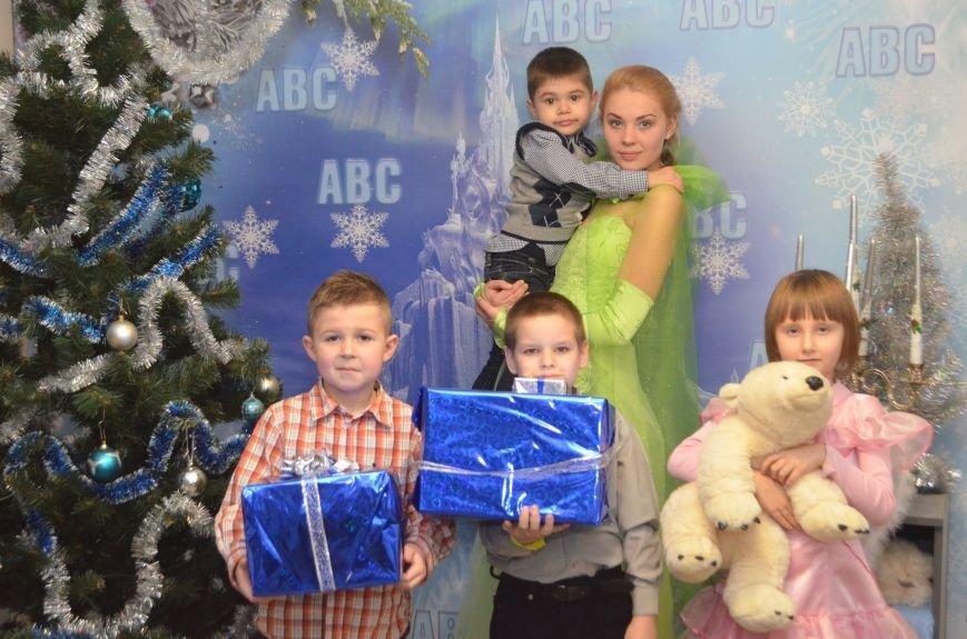 Начало новогодним чудесам положено: в Школе Иностранных Языков ABC прошел первый праздничный утренник!, фото-14