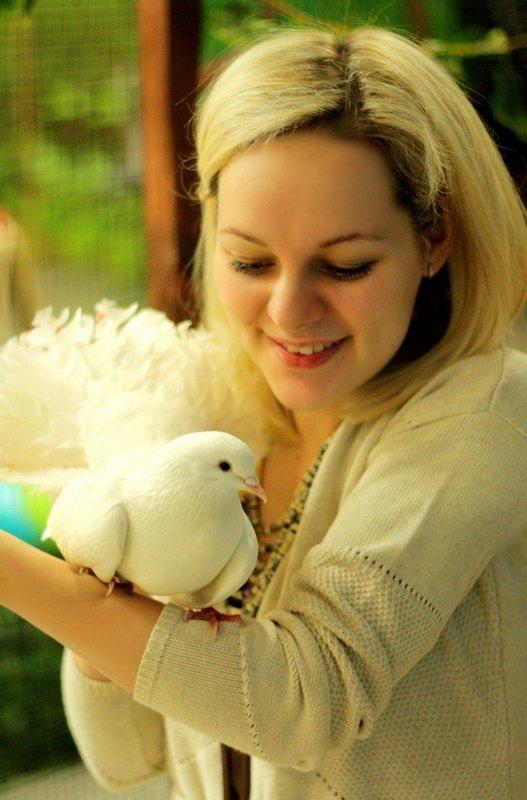 В Днепропетровске открылся «Трогательный зоопарк», фото-5