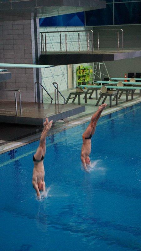 Днепропетровцы стали призерами чемпионата Украины по прыжкам в воду (ФОТО) (фото) - фото 1