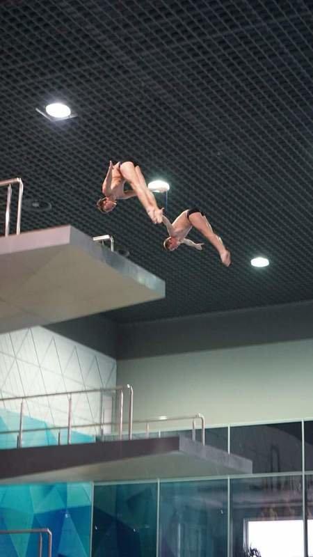 Днепропетровцы стали призерами чемпионата Украины по прыжкам в воду (ФОТО) (фото) - фото 3