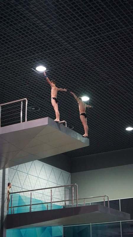 Днепропетровцы стали призерами чемпионата Украины по прыжкам в воду (ФОТО) (фото) - фото 2