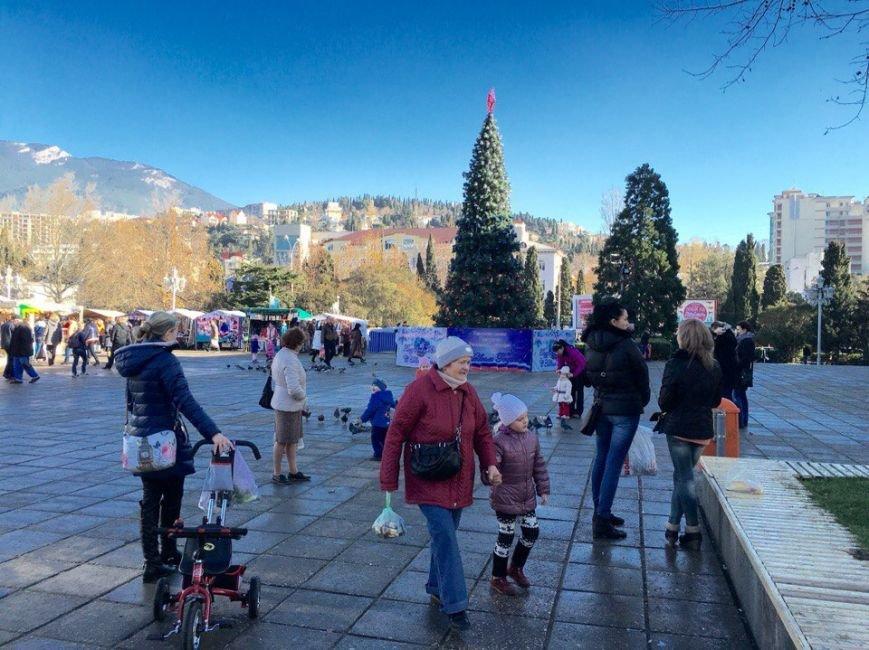 Иностранцы про зимнюю Ялту: ожидания vs реальность (фото) - фото 1