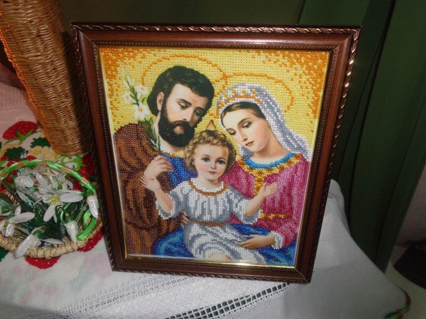 В Красноармейском историческом музее презентовали оригинальную выставку «Новогодние подарки» (фото) - фото 15