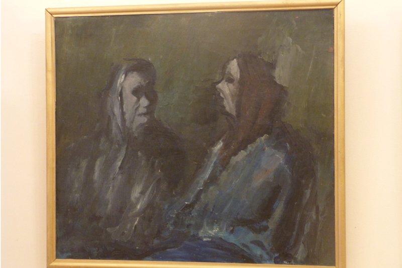 Разноплановые картины И. Ивановского ждут своего зрителя в Национальной галерее (фото) - фото 2
