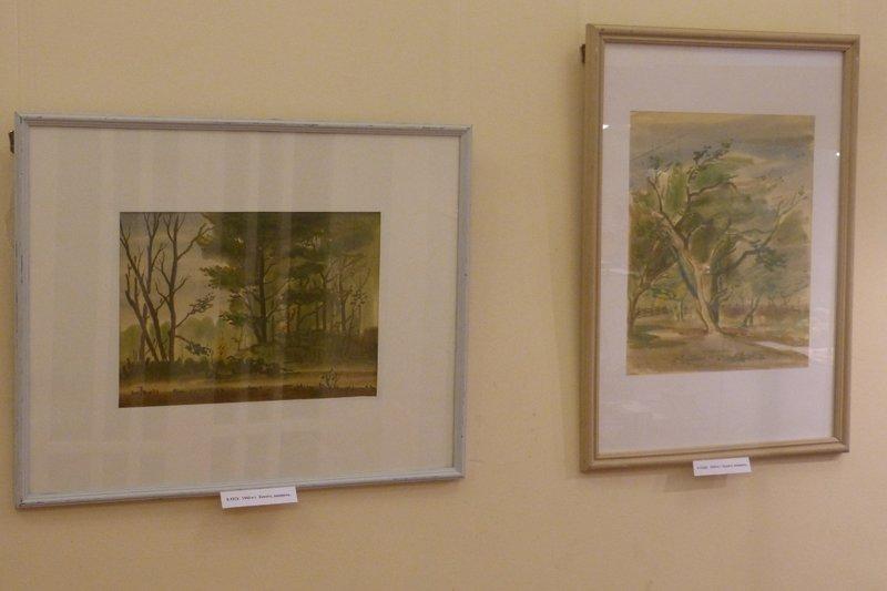 Разноплановые картины И. Ивановского ждут своего зрителя в Национальной галерее (фото) - фото 1