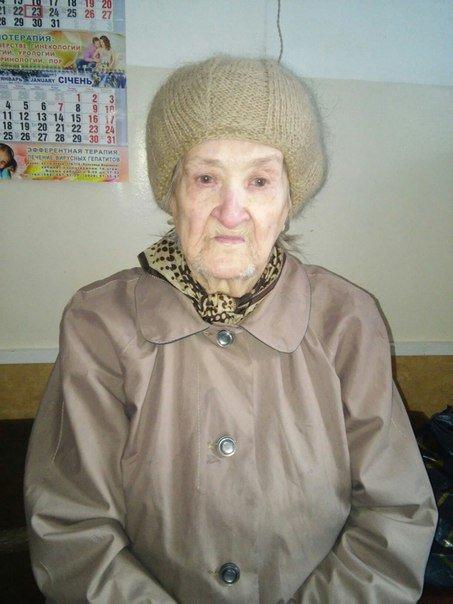 В больницу Мариуполя привели бабушку, потерявшую память (ФОТО) (фото) - фото 1