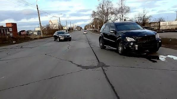 """В Мариуполе на  улице Краснофлотской  не разъехались """"Porsche"""" и """"Toyota""""(Фотофакт), фото-7"""