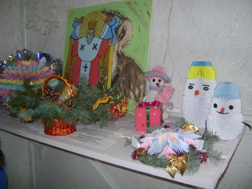 В Днепродзержинске подведены итоги городского конкурса «Новогоднее чудо» (фото) - фото 2