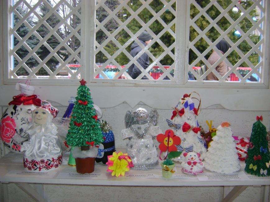В Днепродзержинске подведены итоги городского конкурса «Новогоднее чудо» (фото) - фото 3