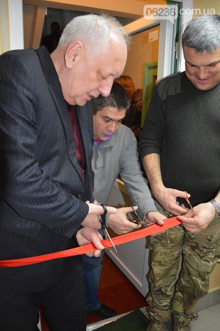 В авдеевской музыкальной школе торжественно открыли восстановленный после обстрела второй этаж здания (ФОТО) (фото) - фото 1