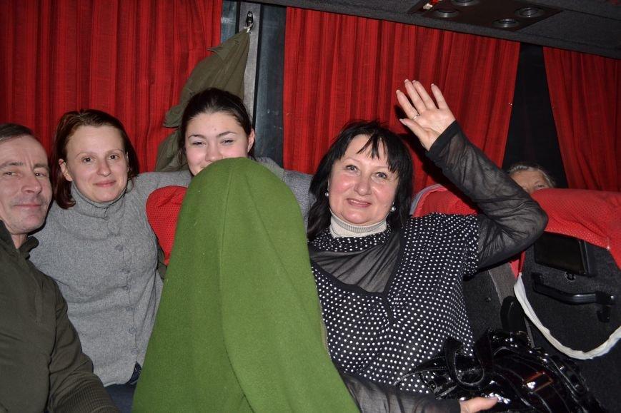 Криворожан под Верховной Радой поддерживали активисты из Днепропетровска (ФОТО), фото-1
