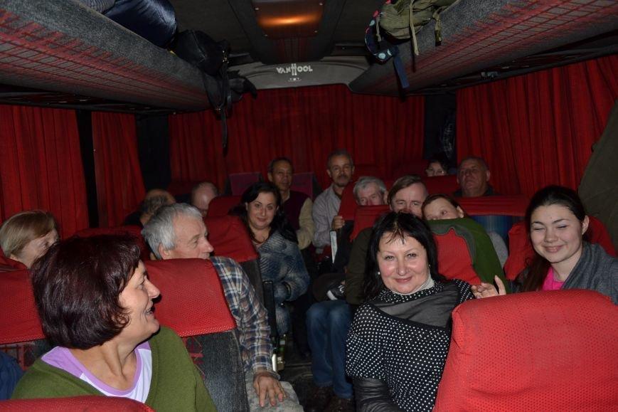 Криворожан под Верховной Радой поддерживали активисты из Днепропетровска (ФОТО), фото-2