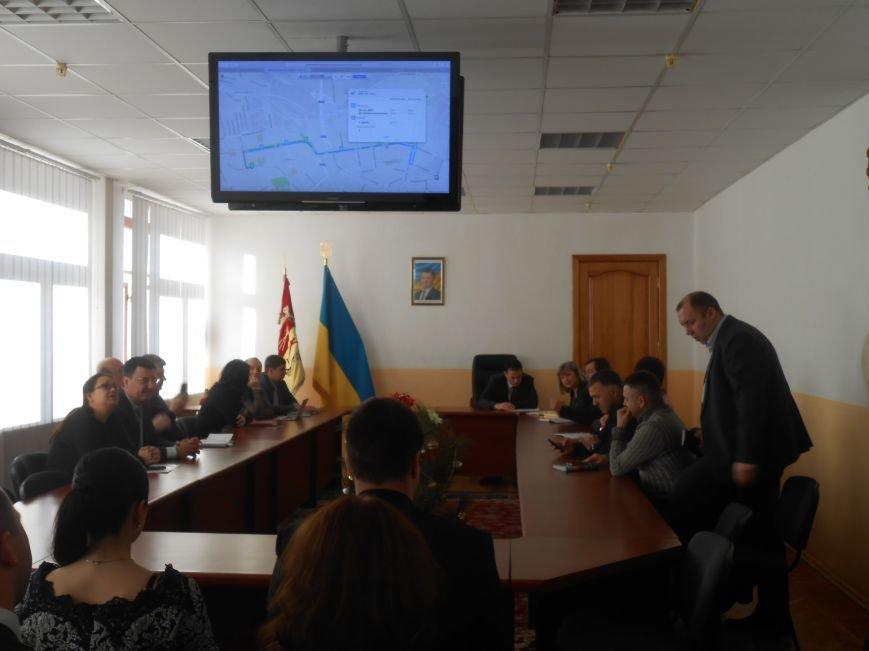 В Днепродзержинске презентовали GPS-мониторинг общественного транспорта (фото) - фото 1