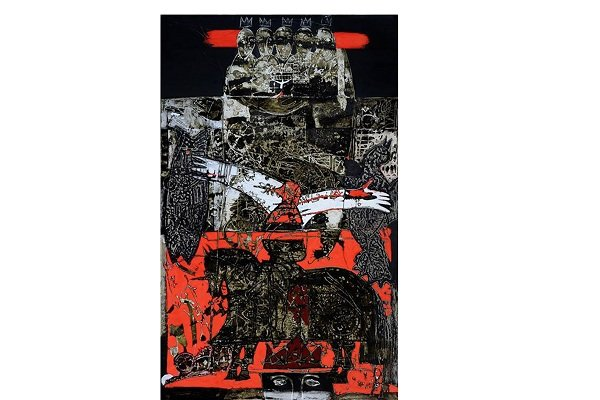 Интервью с гродненским художником и обладателем премии Тэйлора Валентиной Шобой: «Человек, который взял карандаш в руки, знает, чего он хочет» (фото) - фото 5