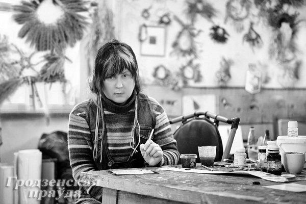 Интервью с гродненским художником и обладателем премии Тэйлора Валентиной Шобой: «Человек, который взял карандаш в руки, знает, чего он хочет» (фото) - фото 10