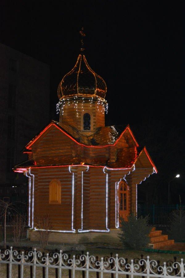 Областной центр Луганщины преобразился к новогодним праздникам (ФОТО), фото-2