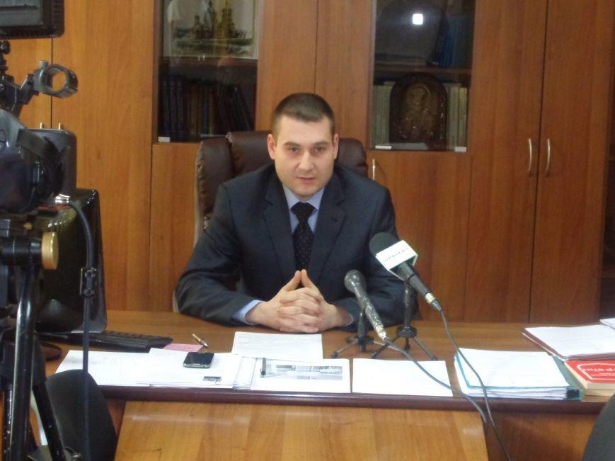 В Красноармейске состоялась встреча с прокурором Василием Меюсом (фото) - фото 1
