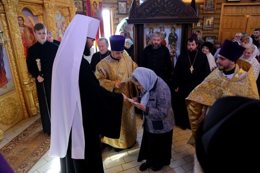 В Доброполье освящён новый храм (ФОТО) (фото) - фото 1