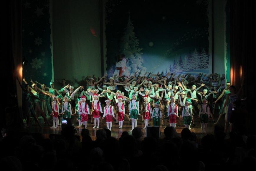 В Днепродзержинске состоялся новогодний праздник для детей-сирот и детей, лишенных родительской опеки, фото-7
