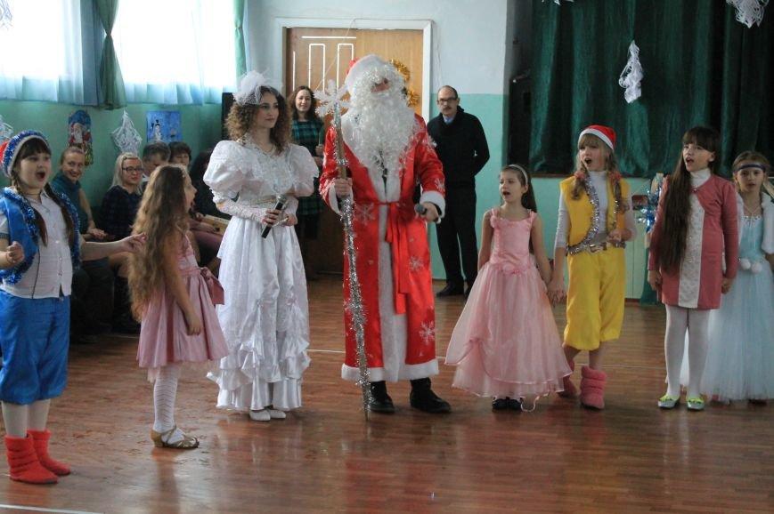 Дети-сироты получили подарки от предприятий Артемовска-Бахмута, фото-1