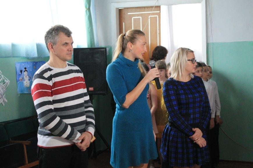 Дети-сироты получили подарки от предприятий Артемовска-Бахмута, фото-2