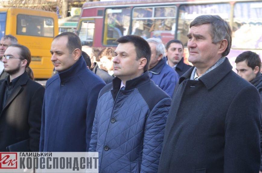 В Івано-Франківську відзначили річницю від дня народження В'ячеслава Чорновола, фото-1