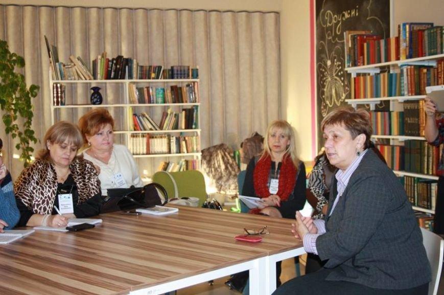 Директор УВК №4 ознакомилась с лучшим опытом украинских организаций, внедряющих инклюзивное образование, фото-5