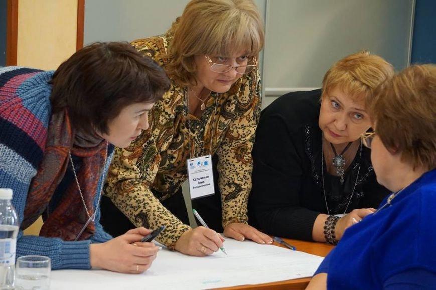 Директор УВК №4 ознакомилась с лучшим опытом украинских организаций, внедряющих инклюзивное образование, фото-3