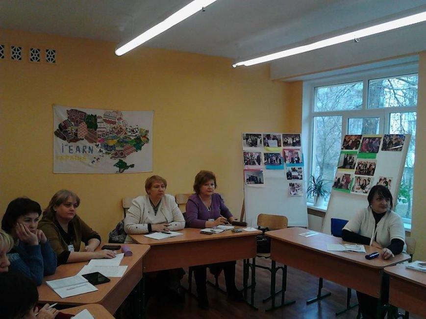 Директор УВК №4 ознакомилась с лучшим опытом украинских организаций, внедряющих инклюзивное образование, фото-2
