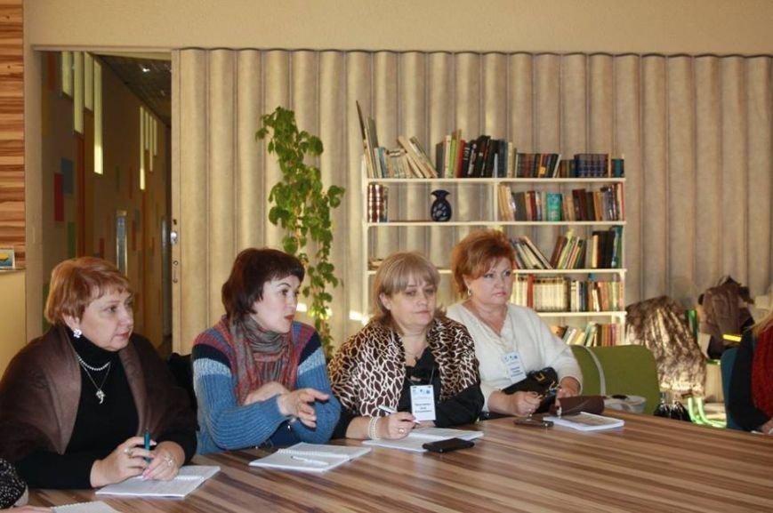 Директор УВК №4 ознакомилась с лучшим опытом украинских организаций, внедряющих инклюзивное образование, фото-1