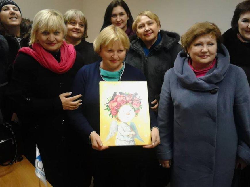 Директор УВК №4 ознакомилась с лучшим опытом украинских организаций, внедряющих инклюзивное образование, фото-4