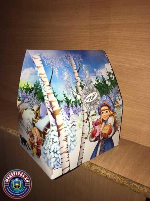 Подарки от Деда Мороза получат все школьники Макеевки (фото) - фото 1