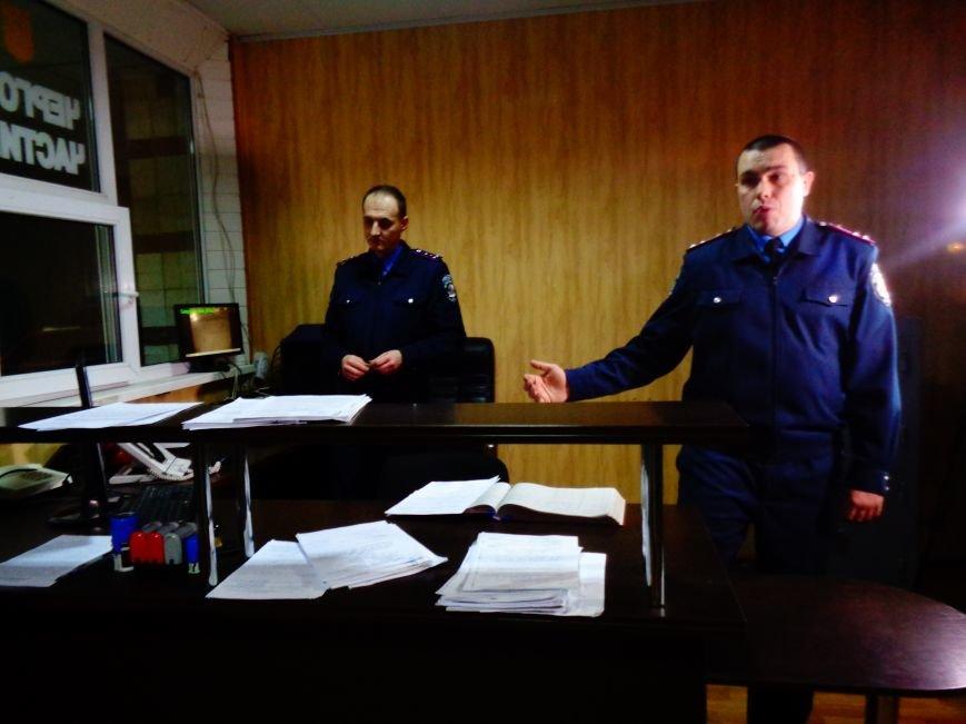 Днепропетровцев сводили на экскурсию в отделение полиции (ФОТО, ВИДЕО) (фото) - фото 9