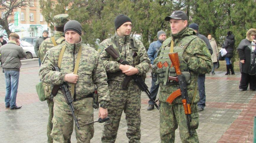 Как в Северодонецке проходила скандальная сессия горсовета (ФОТО), фото-4